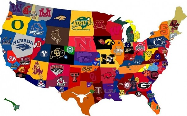 NCAA - AP Top 25 Power Ranking e Draftexpress.com Week 7