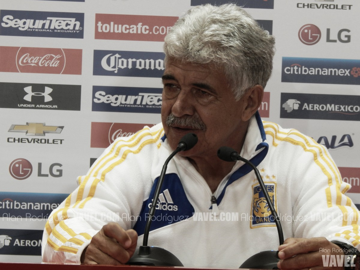 """Ricardo Ferretti: """"No hubo superioridad de ninguno de los dos, fue un juego muy parejo"""""""