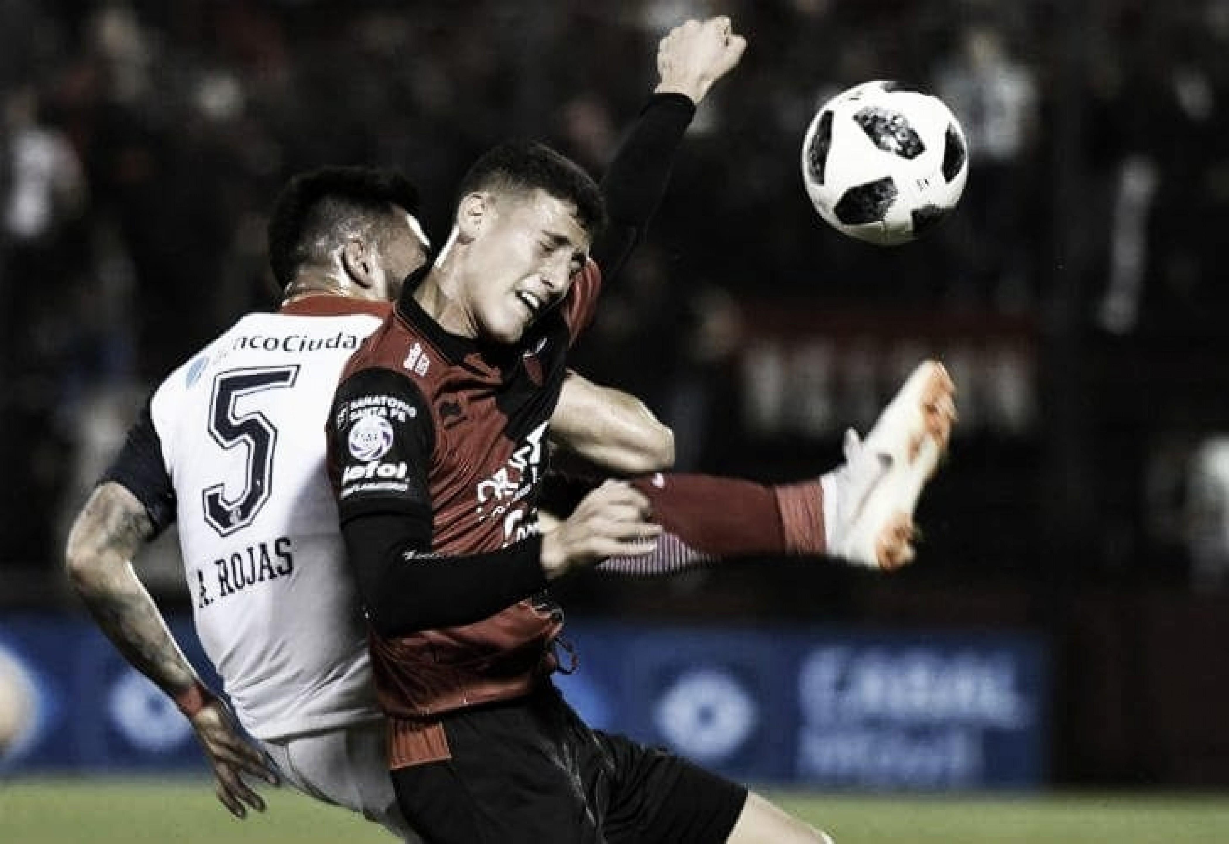 Colón se quedó sin Copa Argentina
