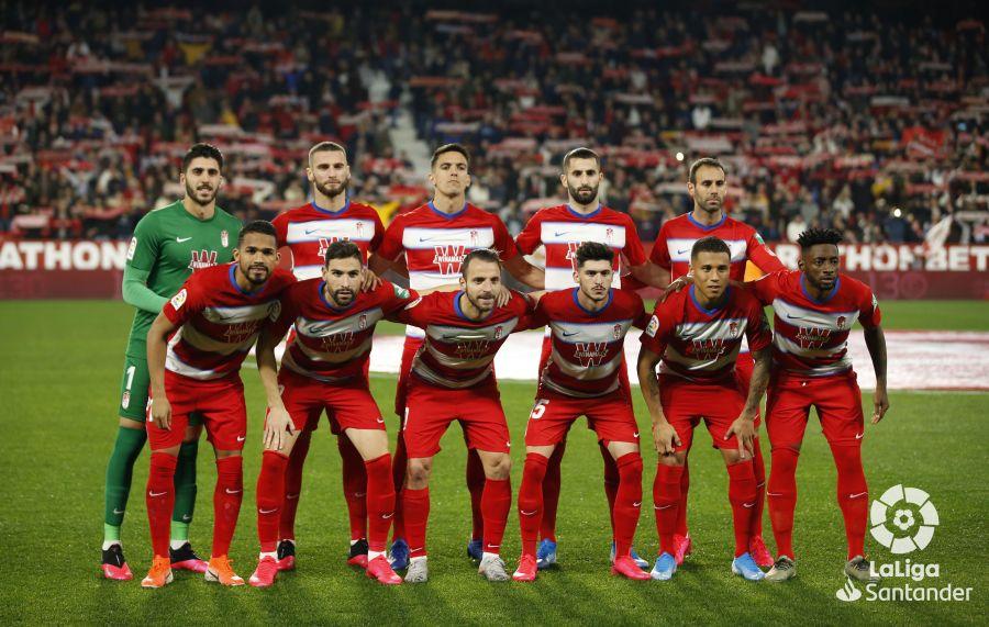 Sevilla - Granada CF: puntuaciones del Granada, jornada 21 de La Liga Santander