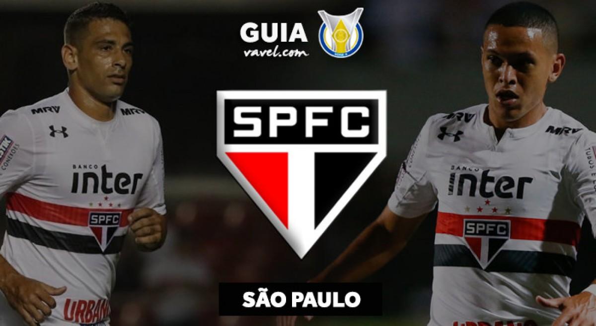 Guia VAVEL do Brasileirão 2018: São Paulo