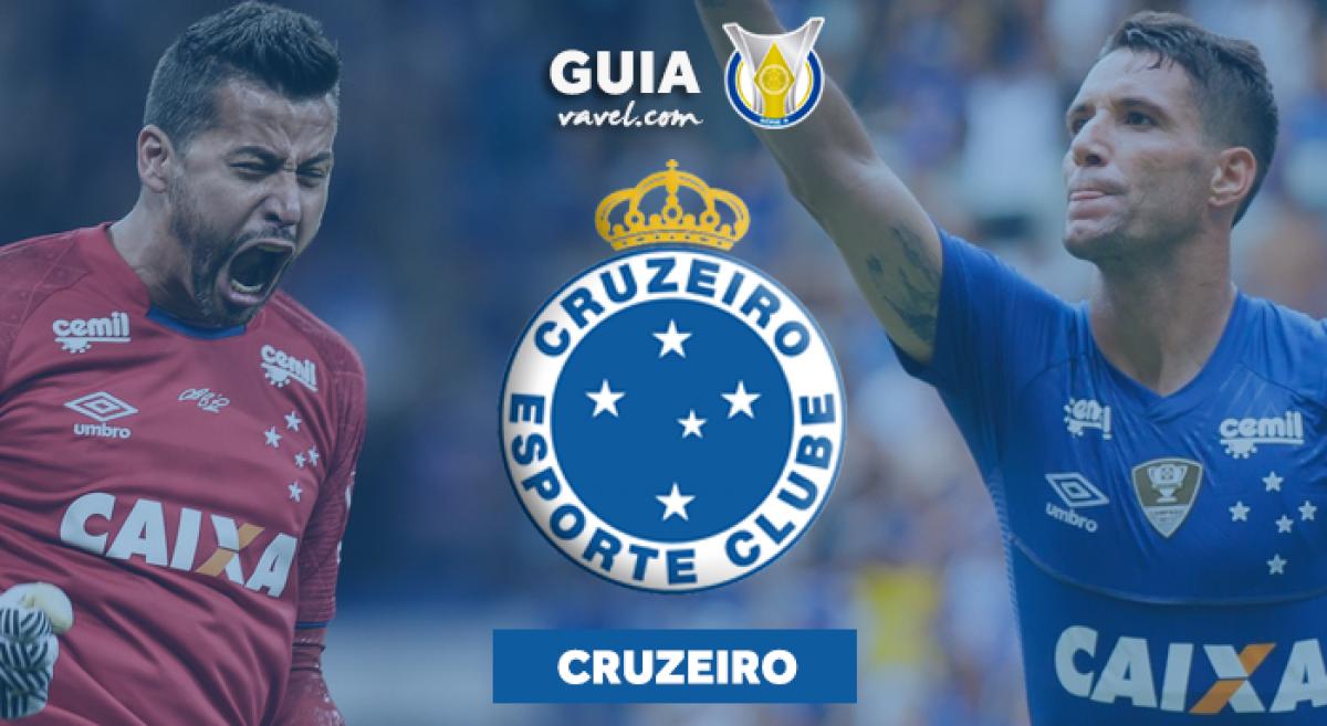 Guia VAVEL do Brasileirão 2018  Cruzeiro - VAVEL.com 4ada4d23add1b