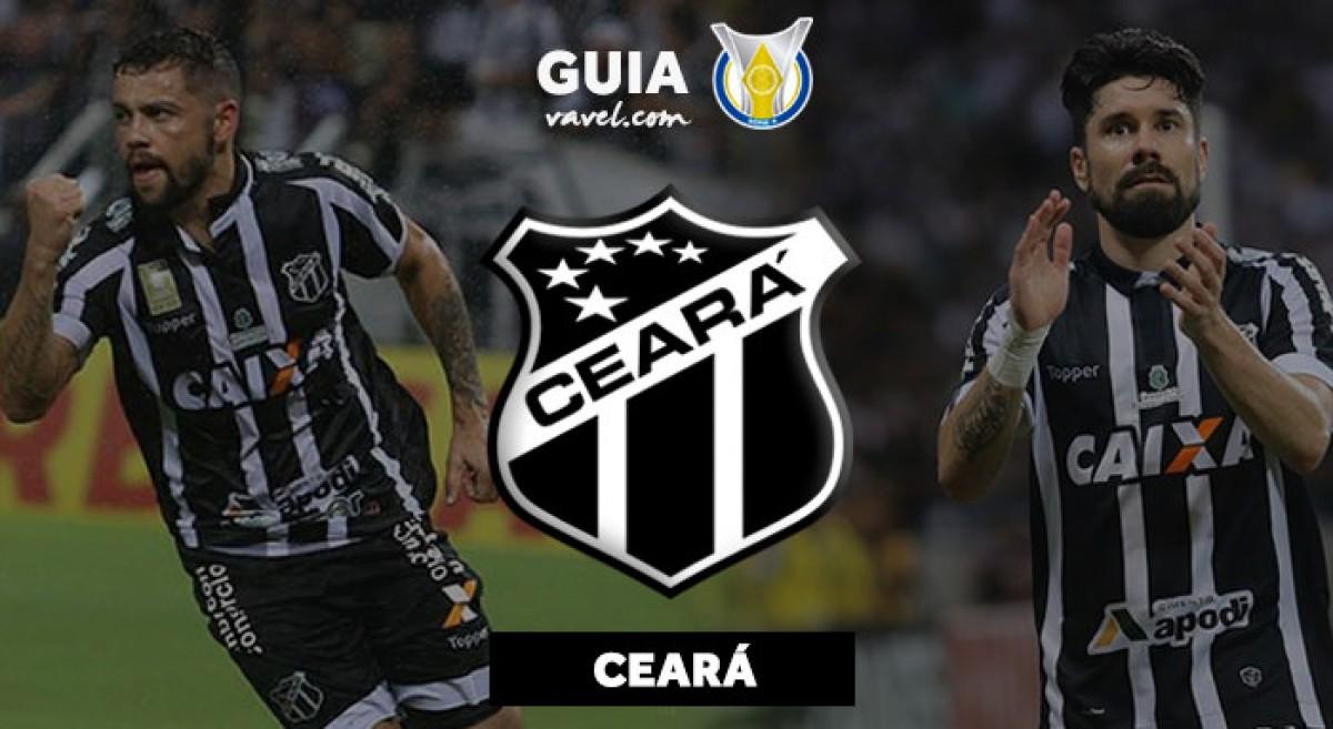 Guia VAVEL do Brasileirão 2018: Ceará