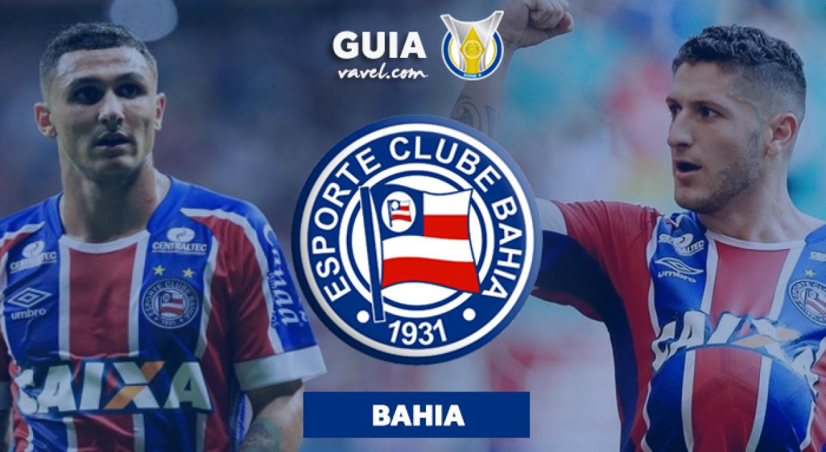 Guia VAVEL do Brasileirão 2018: Bahia