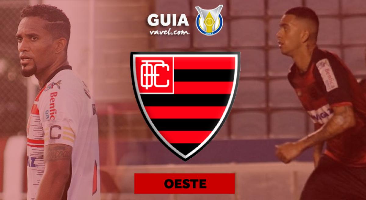Guia VAVEL do Brasileirão Série B 2018: Oeste