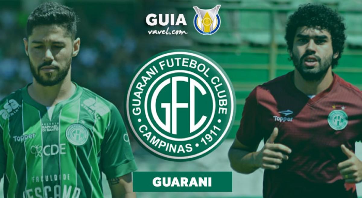 Guia VAVEL do Brasileirão Série B 2018: Guarani