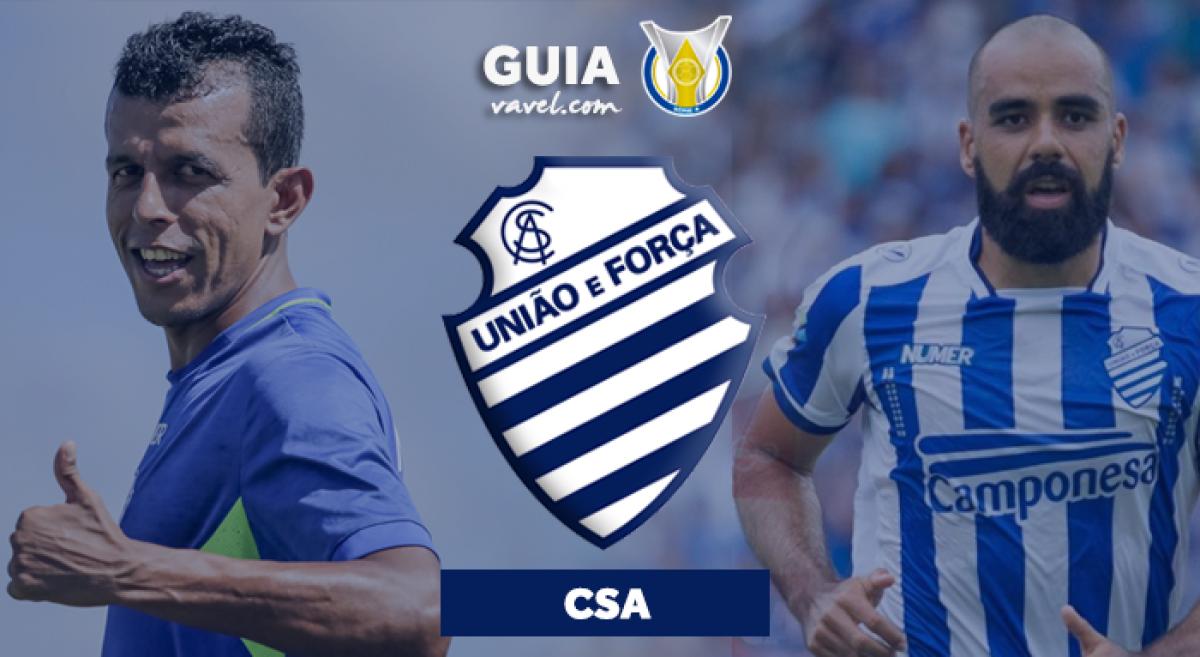 Guia VAVEL do Brasileirão Série B 2018: CSA