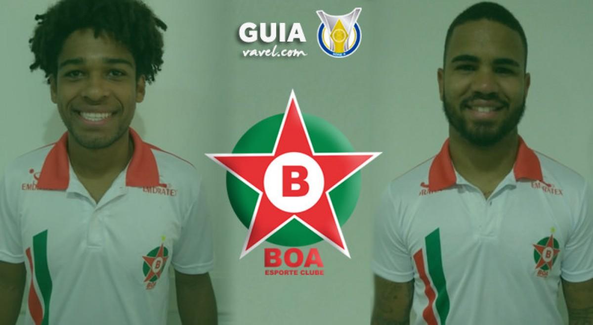 Guia VAVEL do Brasileirão Série B 2018: Boa Esporte