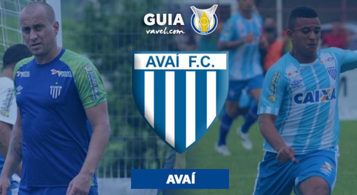 Guia VAVEL do Brasileirão Série B 2018  Avaí - VAVEL.com 21bb05f668aef
