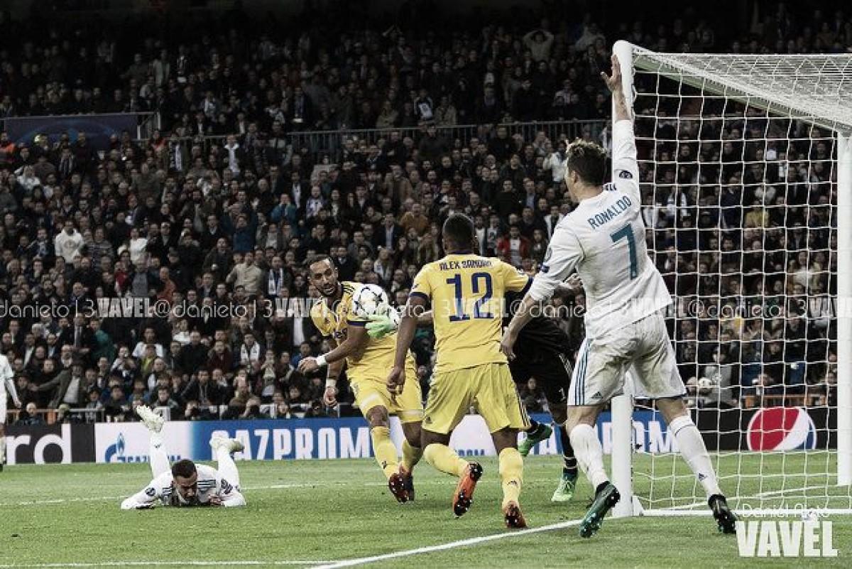 La contracrónica: final agónico en el Bernabéu