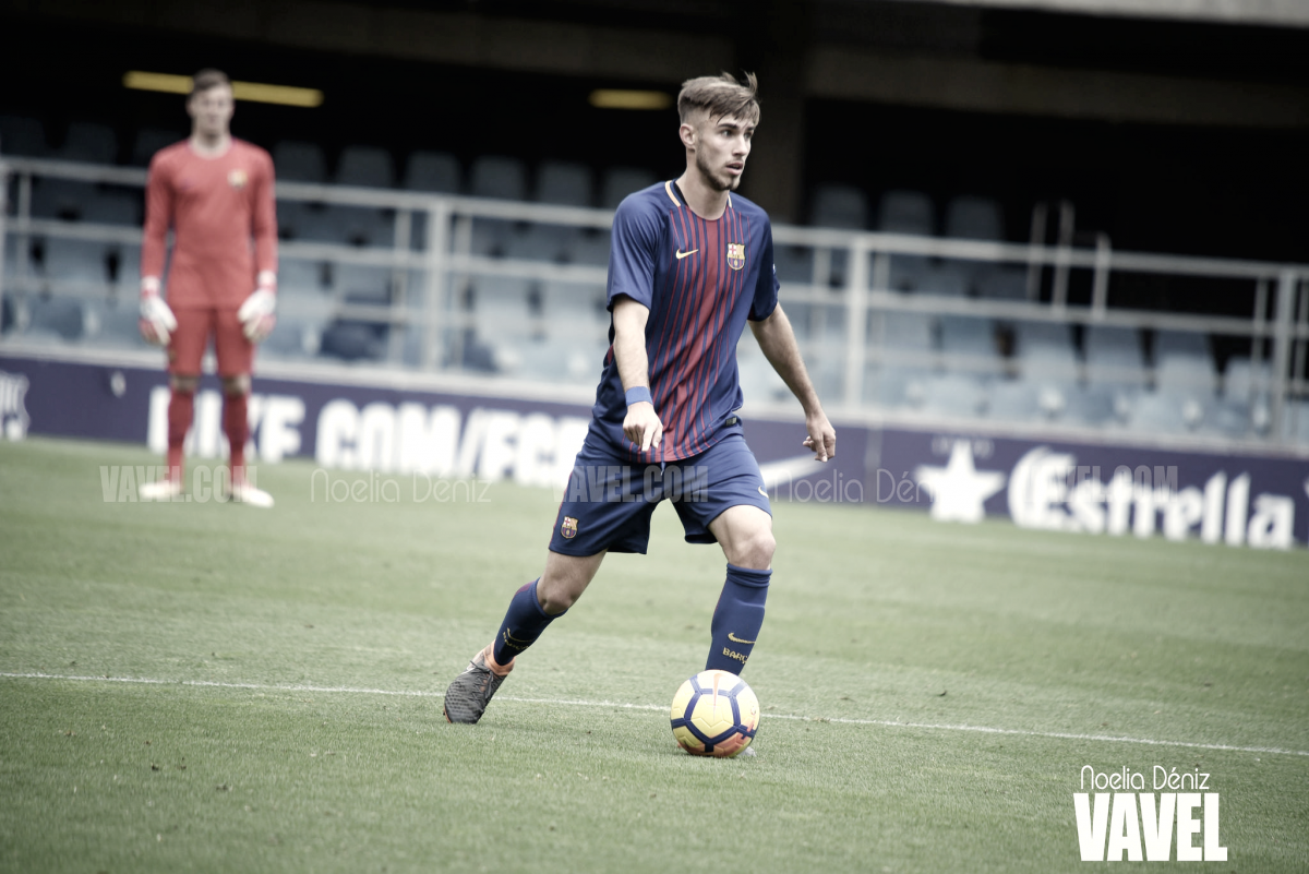 Mingueza renueva con el Barça hasta 2021
