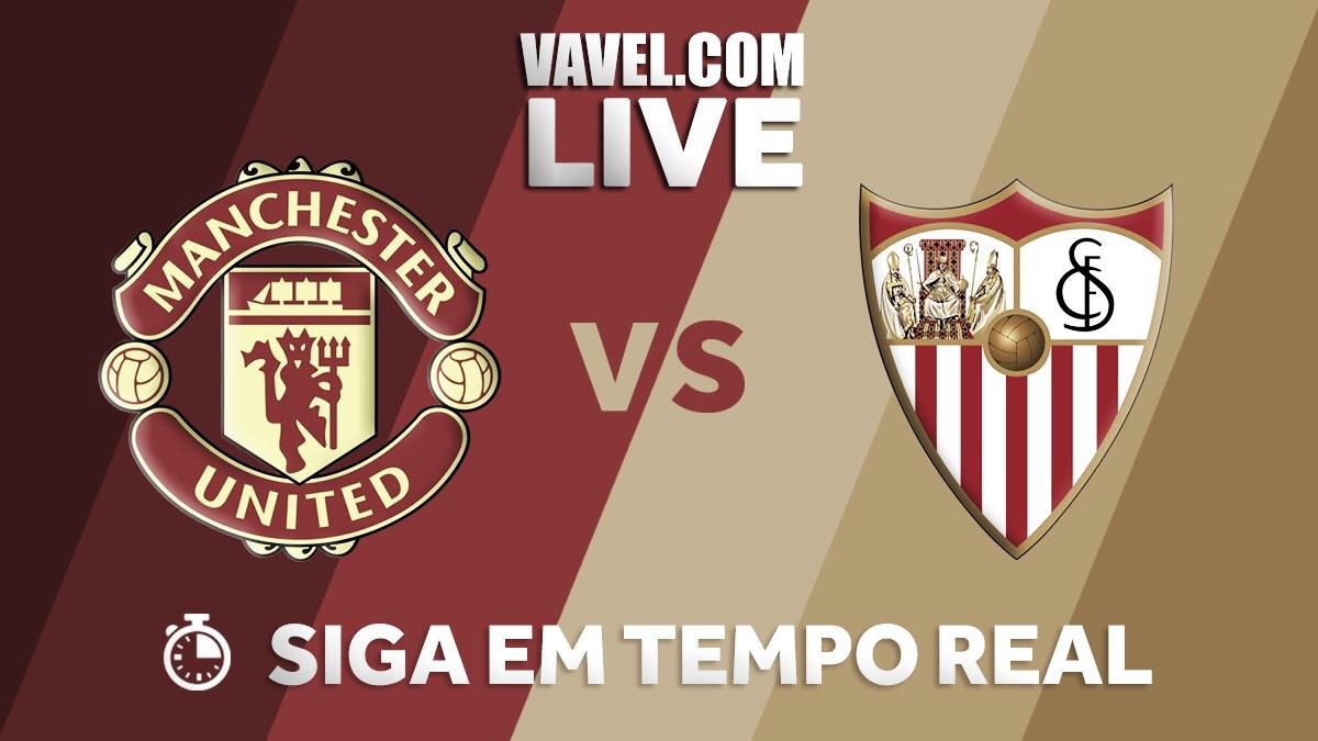 Resultado Manchester United x Sevilla pela Uefa Champions League 2017-18 (1-2)