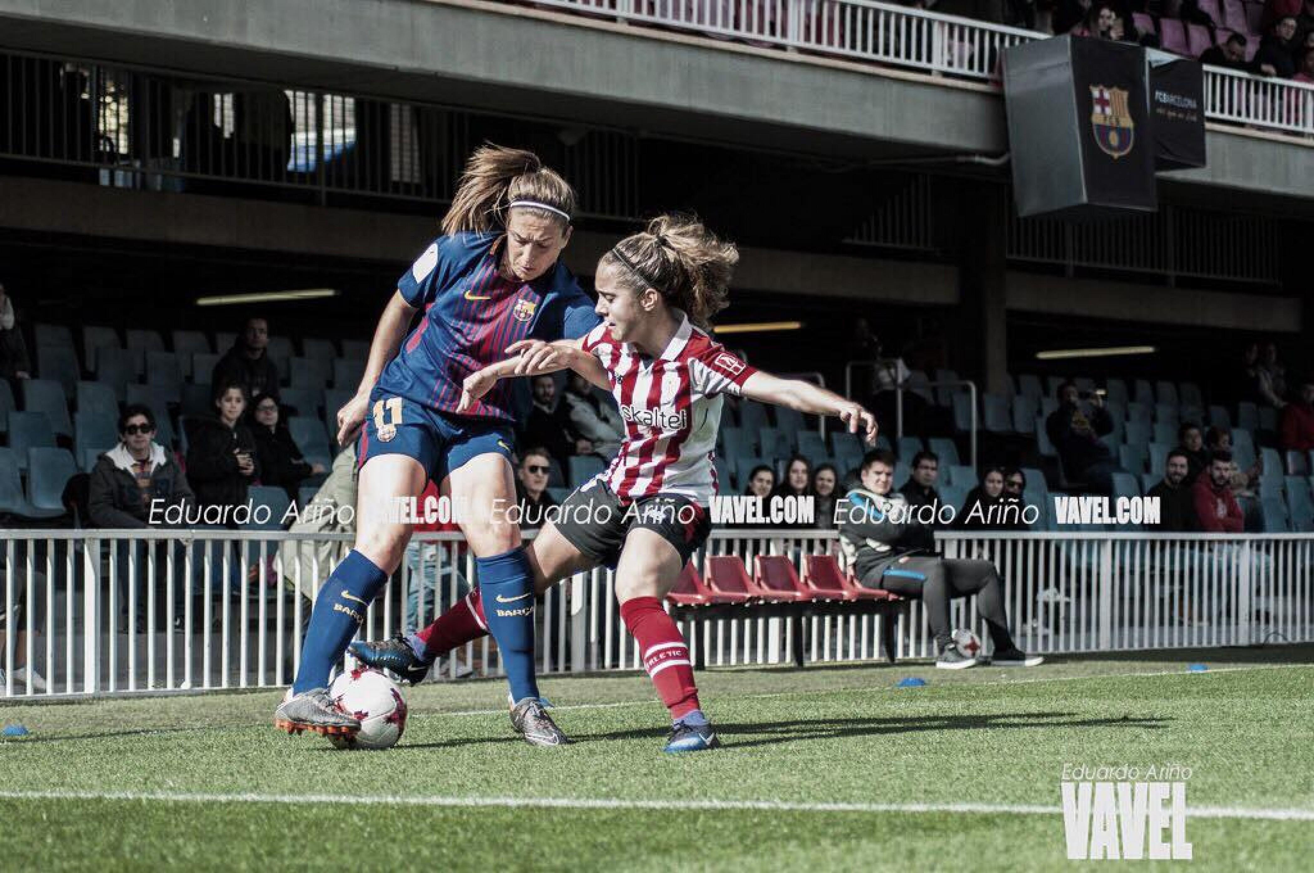 El Barça estrena la Liga Iberdrola con tres puntos en el bolsillo