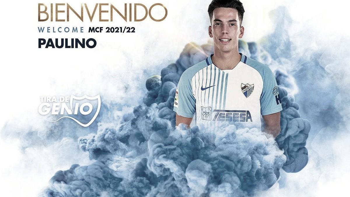 Paulino de la Fuente: las nuevas incorporaciones del Málaga ya están aquí