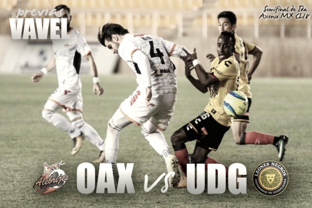 Resultado y goles del Alebrijes (2-2) Leones Negros U de G