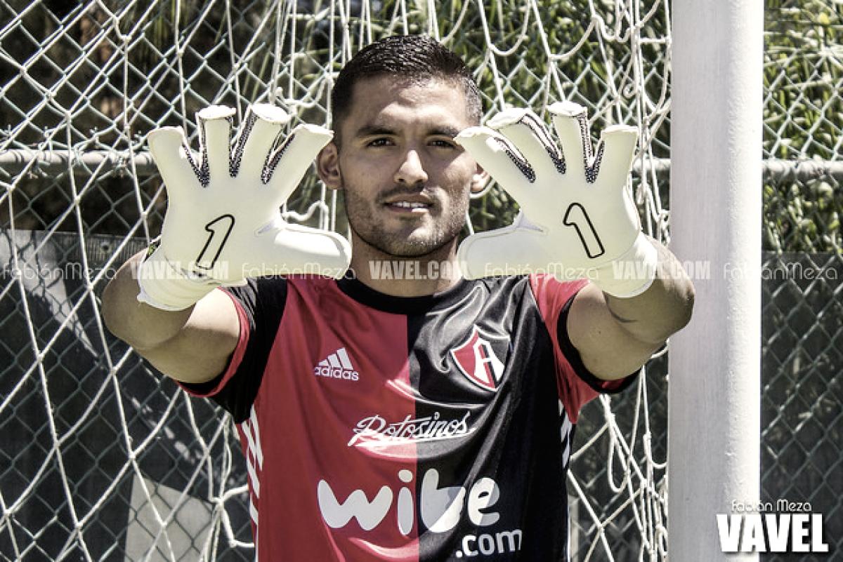 """José Hernández: """"Estoy cumpliendo un sueño que tenía desde pequeño"""""""