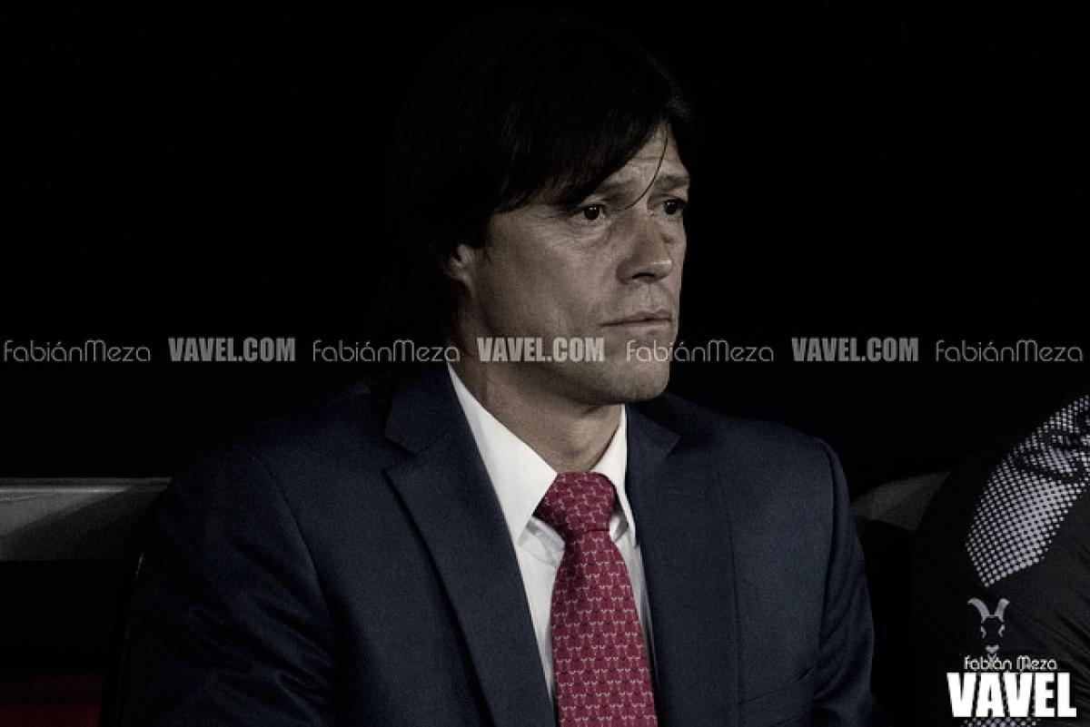"""Matías Almeyda: """"El torneo ha sido un desastre"""""""