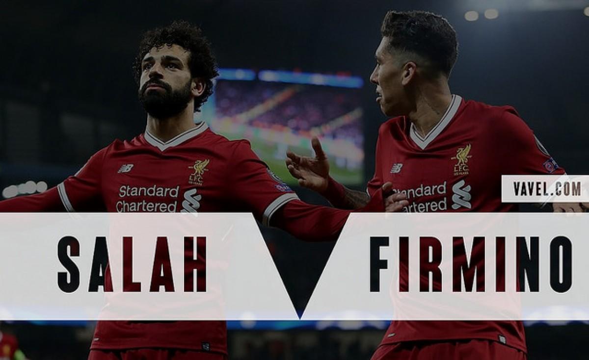 Salah e Firmino: A mistura do Brasil com Egito na UCL 17/18