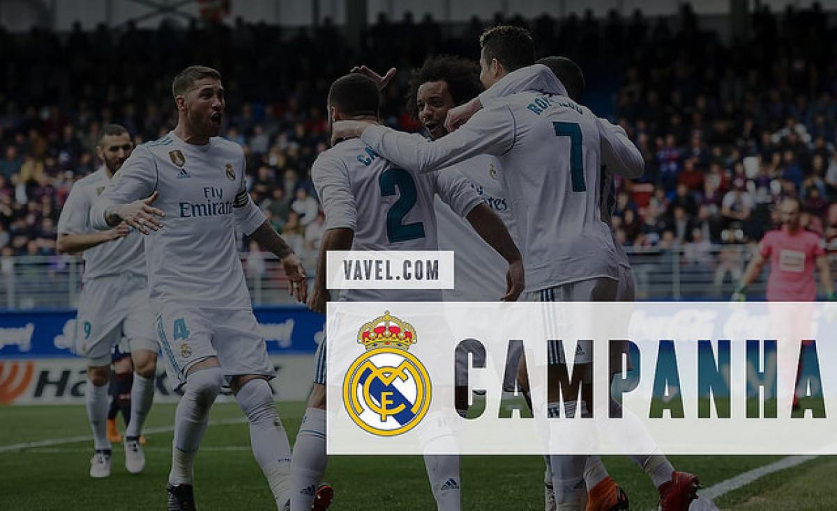 Campanha do Real Madrid na Uefa Champions League 17/18