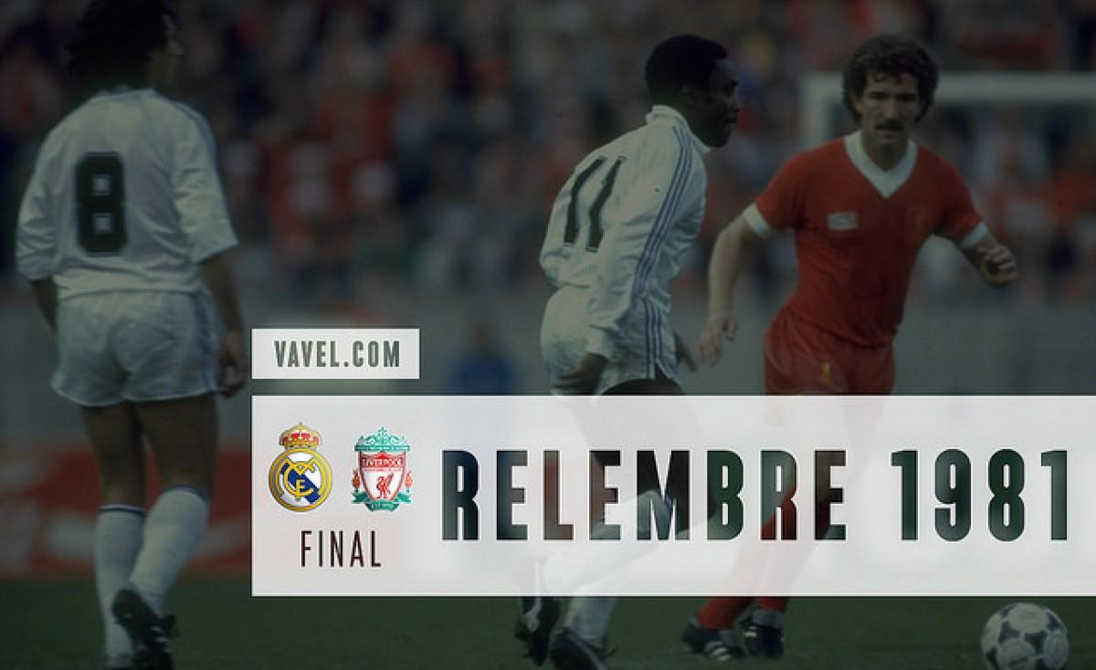 Recordar é viver: há 37 anos, Liverpool e Real disputavam a final da Champions League