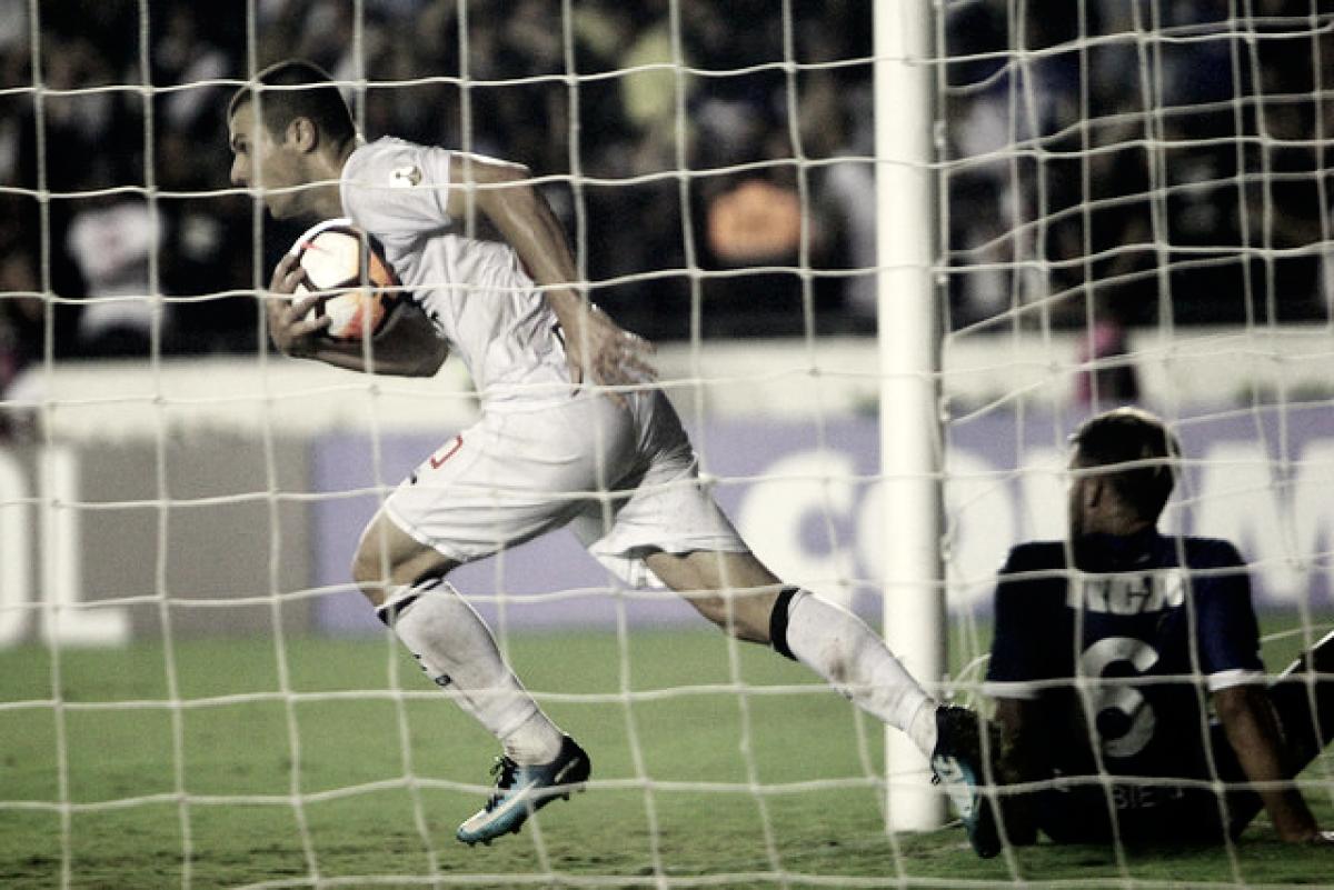 Notas: Martín Silva salva Vasco e Wagner reacende esperança de classificação na Libertadores