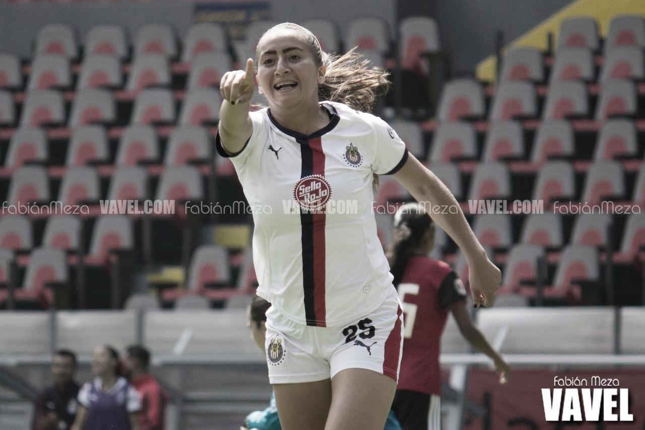 Rubí Soto regresa a Chivas Femenil