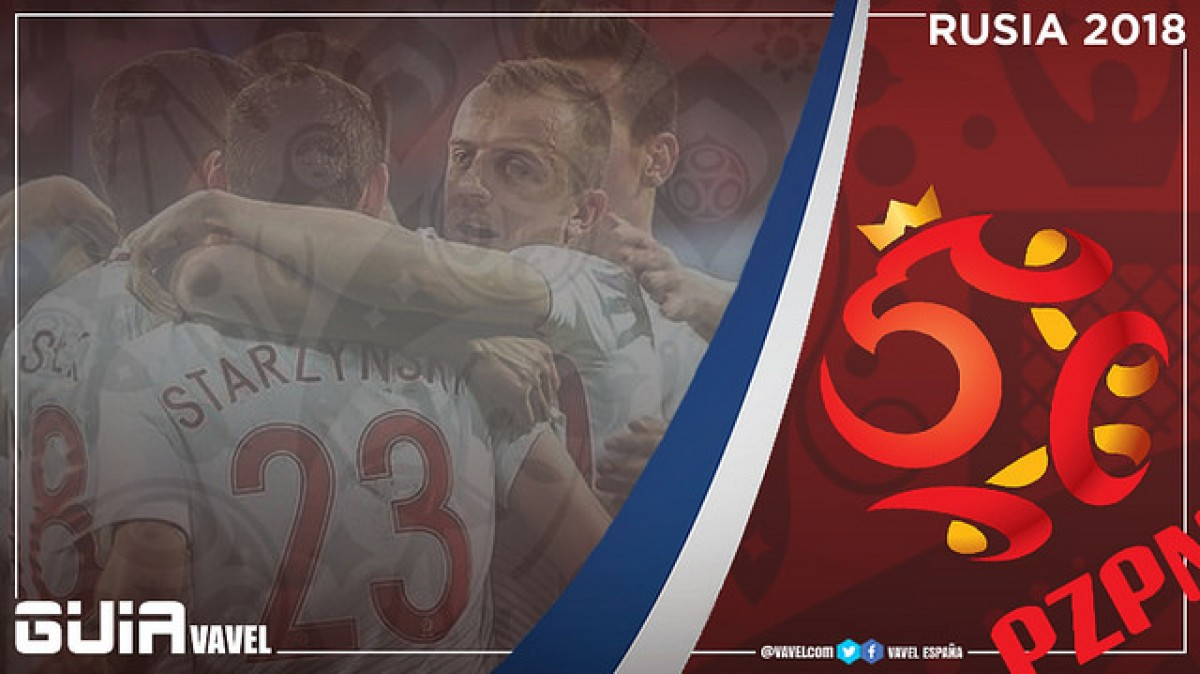 Guía selección polaca 2018: todo gira en torno a Lewandowski