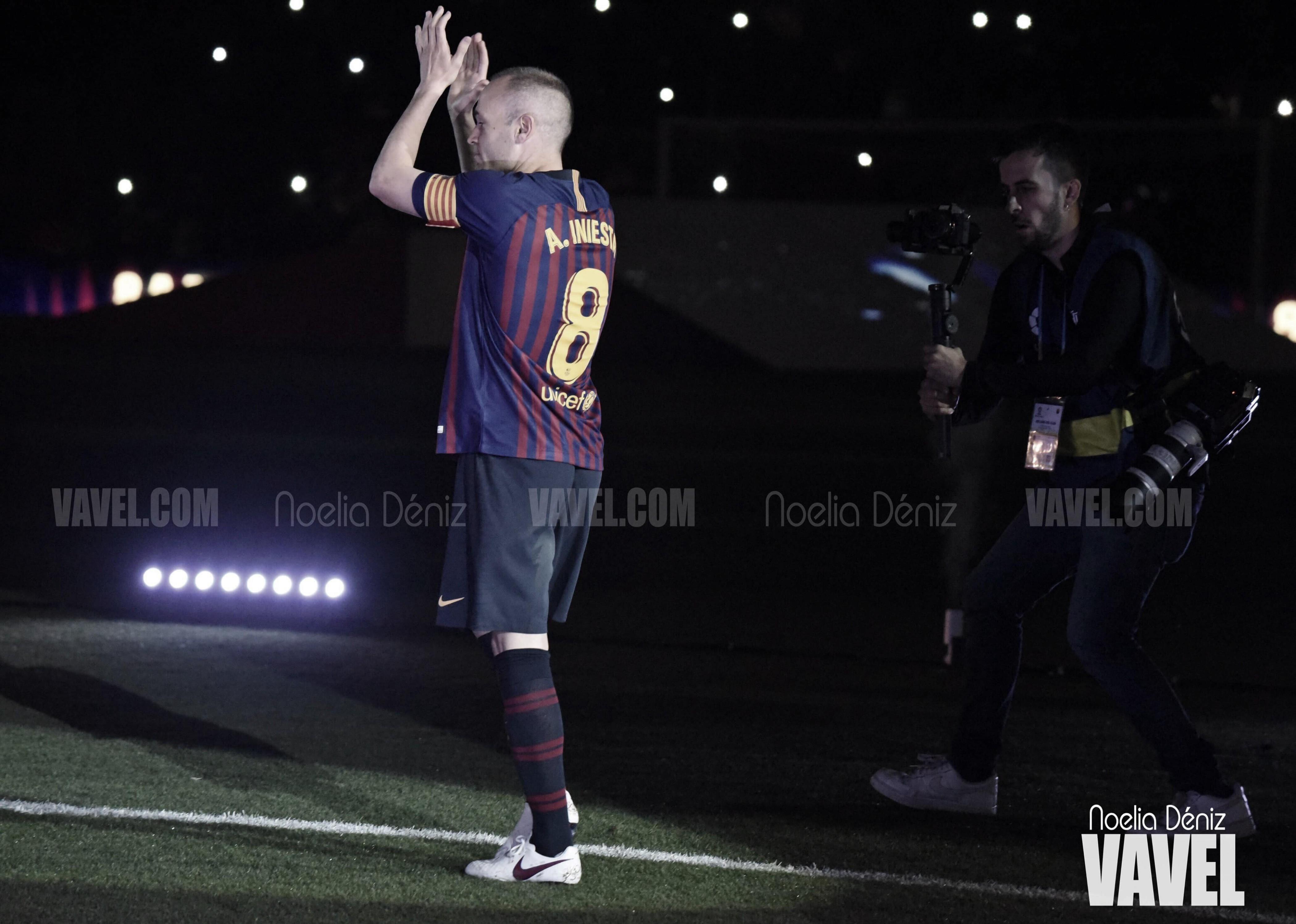 Barcelona y Real Sociedad se enfrentarán sin sus dosmíticos capitanes