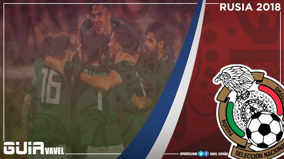 Guía selección mexicana 2018: el sueño del quinto partido
