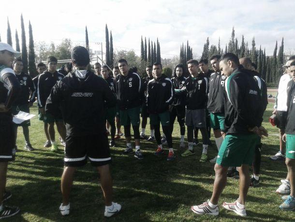 Zacatepec ya trabaja de cara al Clausura 2015