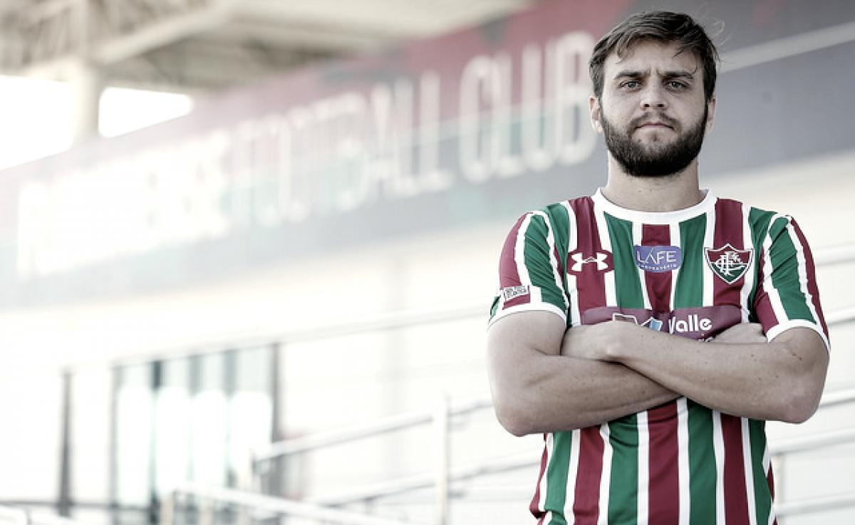 Mais um! Fluminense acerta contratação de zagueiroNathan Ribeiro, ex-Al Rayyan