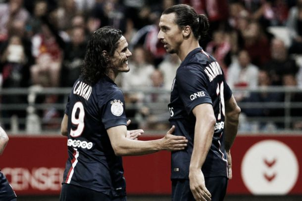 Paris Saint-Germain e Monaco decepcionam na primeira rodada da Ligue 1 2014/15
