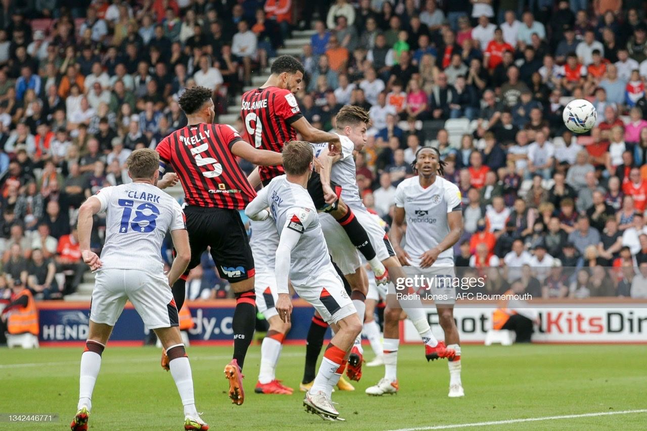AFC Bournemouth 2-1 Luton Town: Hatters' resurgent second half not enough against undefeated Cherries