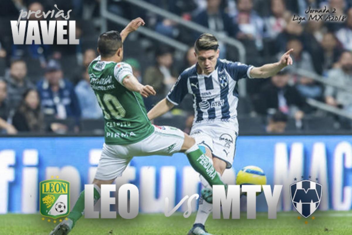 Previa León - Monterrey: a recomponer el camino en casa