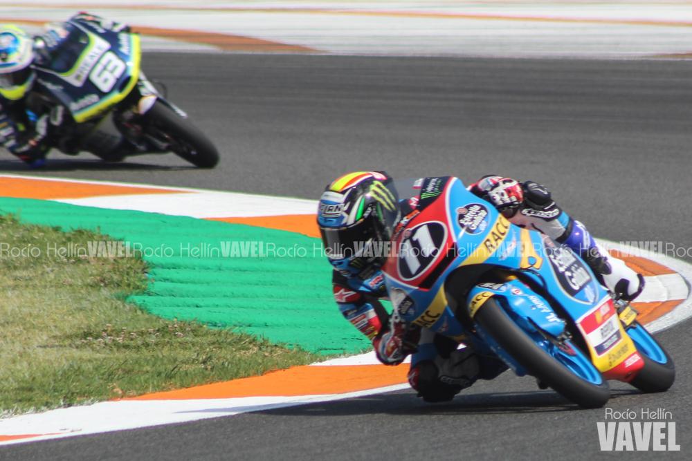 Moto3: Sergio García en lo más alto