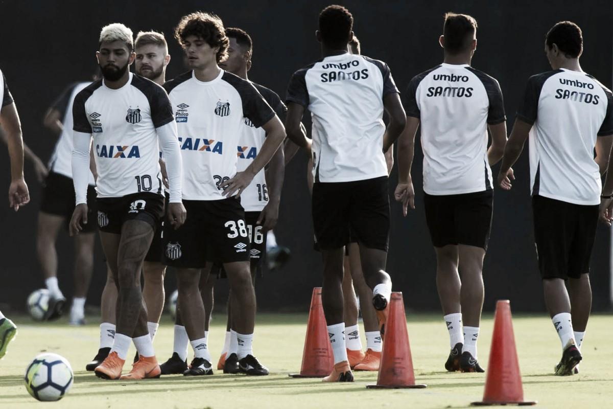 Com objetivo de encerrar má fase, Santos e Luverdense estreiam na Copa do Brasil