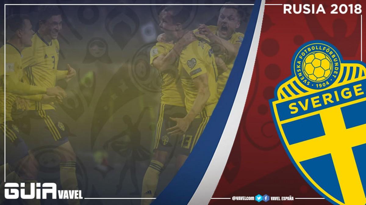 Guía selección sueca 2018: a luchar sin Zlatan