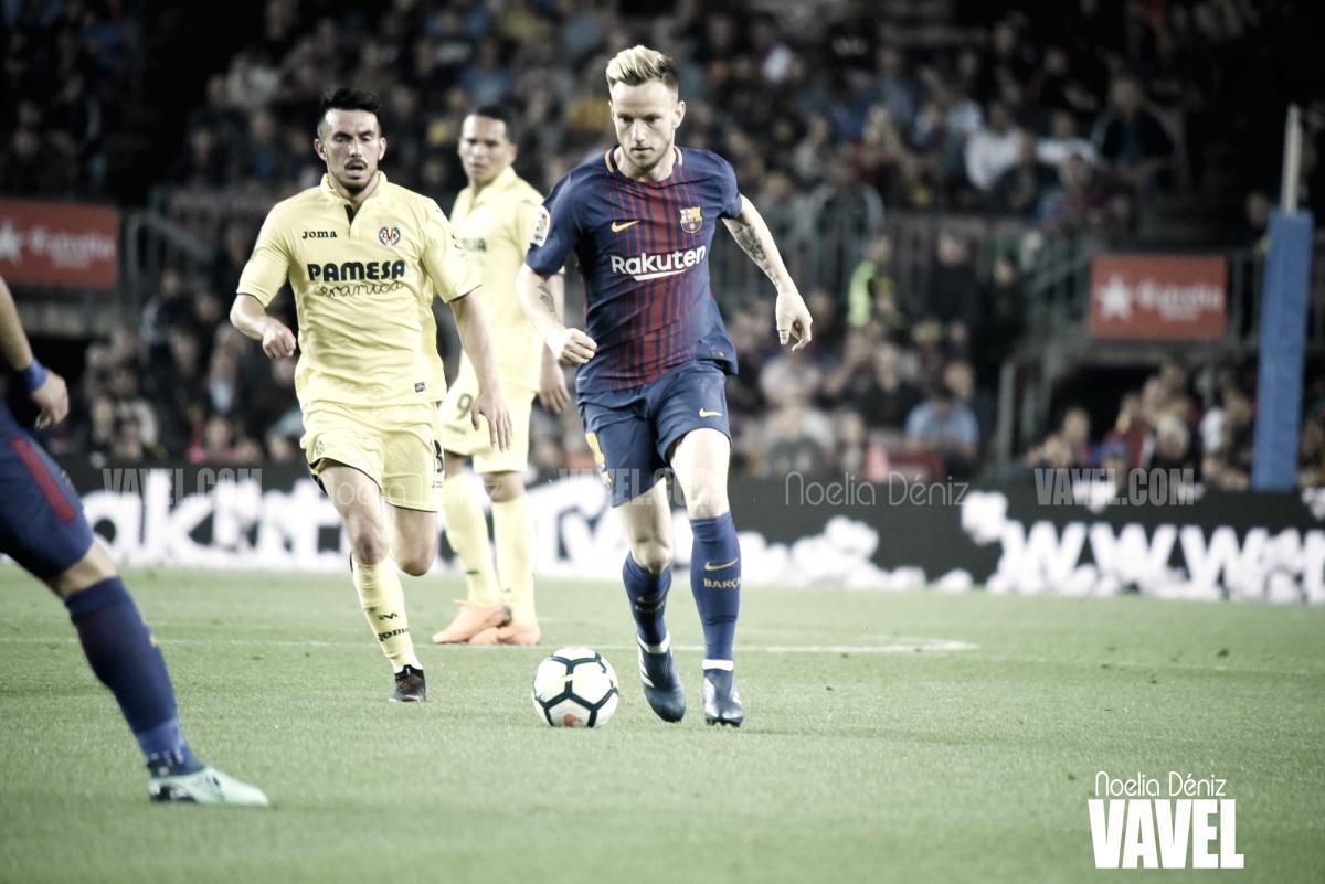 Ivan Rakitić lleva a Croacia a las semifinales