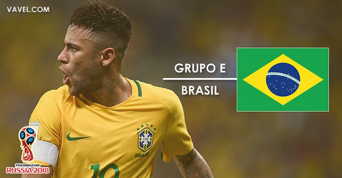 Guia VAVEL da Copa do Mundo 2018 : Brasil