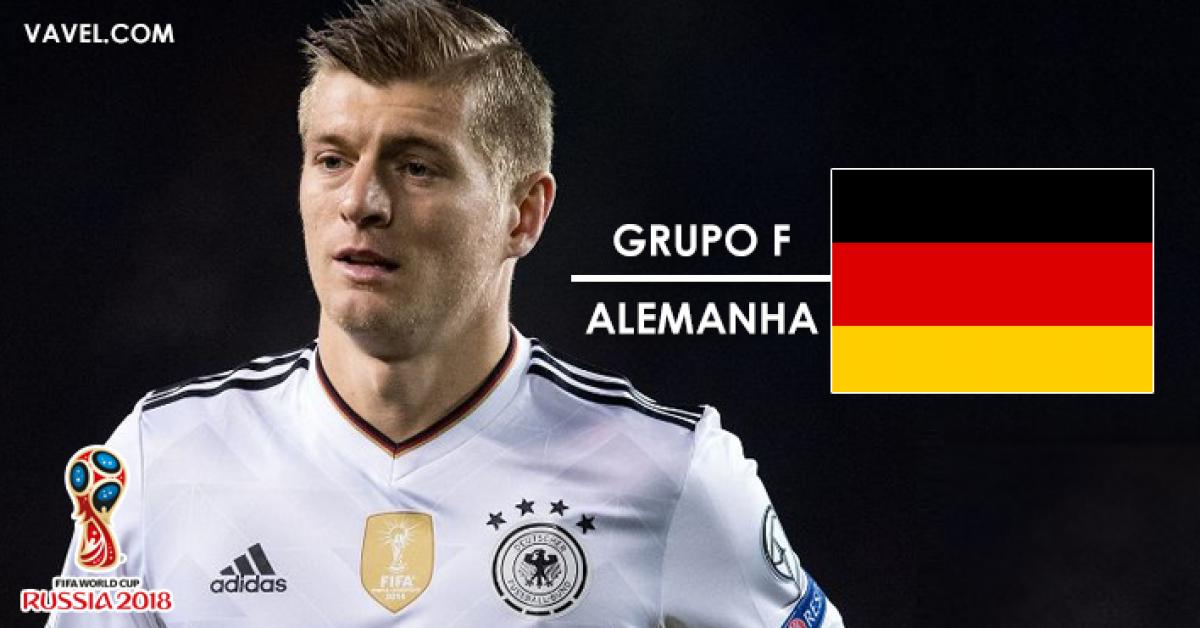 Guia VAVEL Copa do Mundo 2018: Alemanha