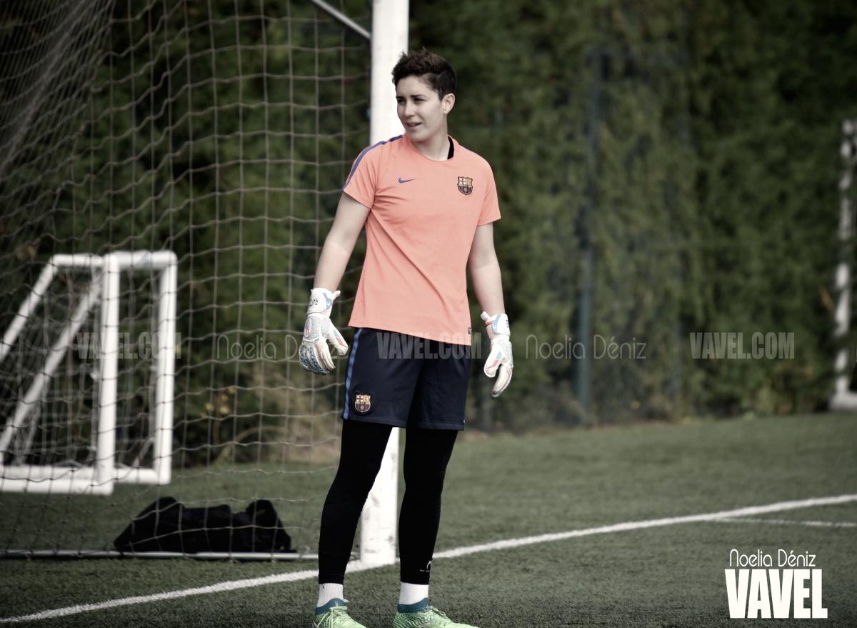 Laura Ràfols dejará de ser jugadora del FC Barcelona