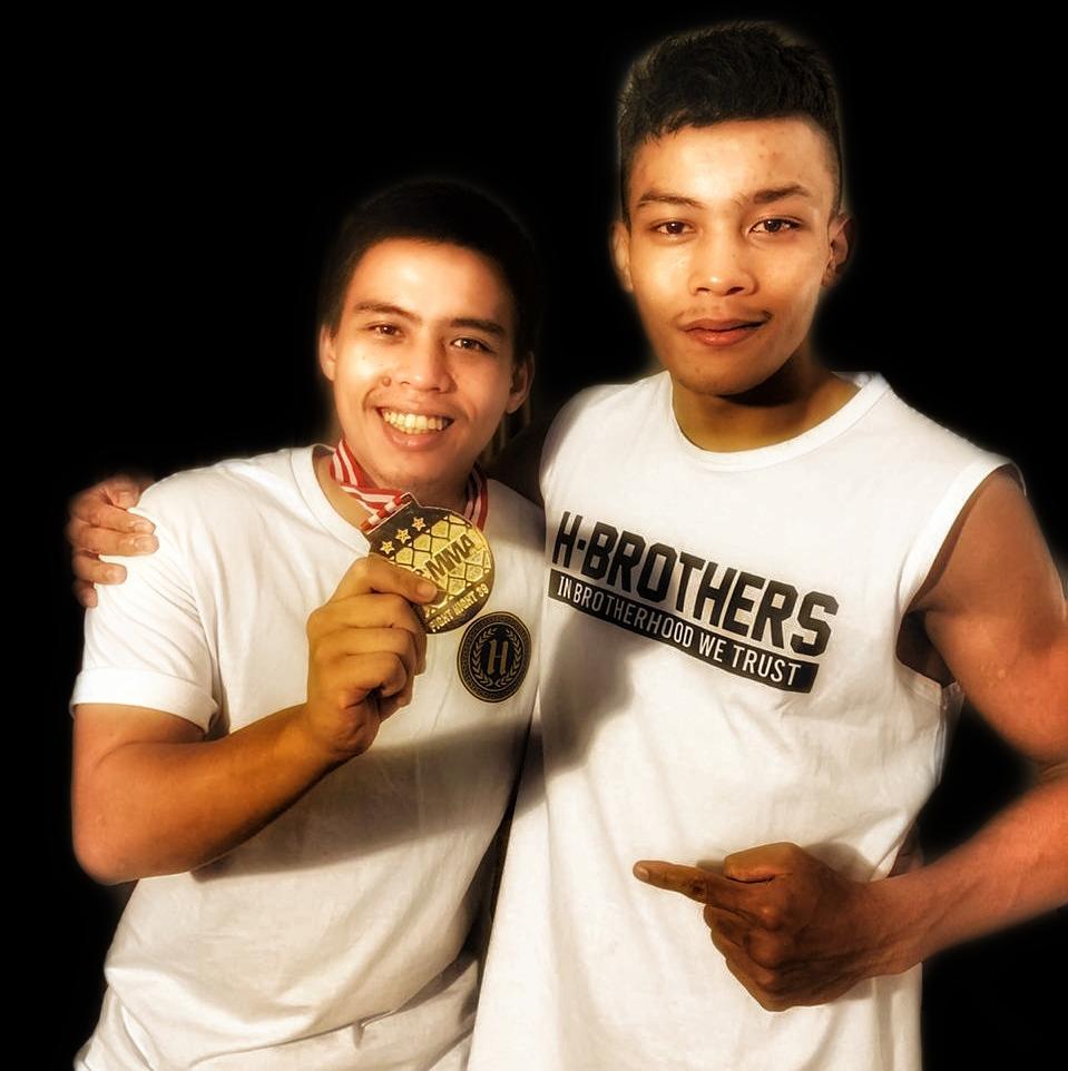 Petarung H Brothers Unjuk Gigi