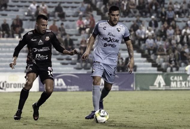 Mario García debuta con tres puntos