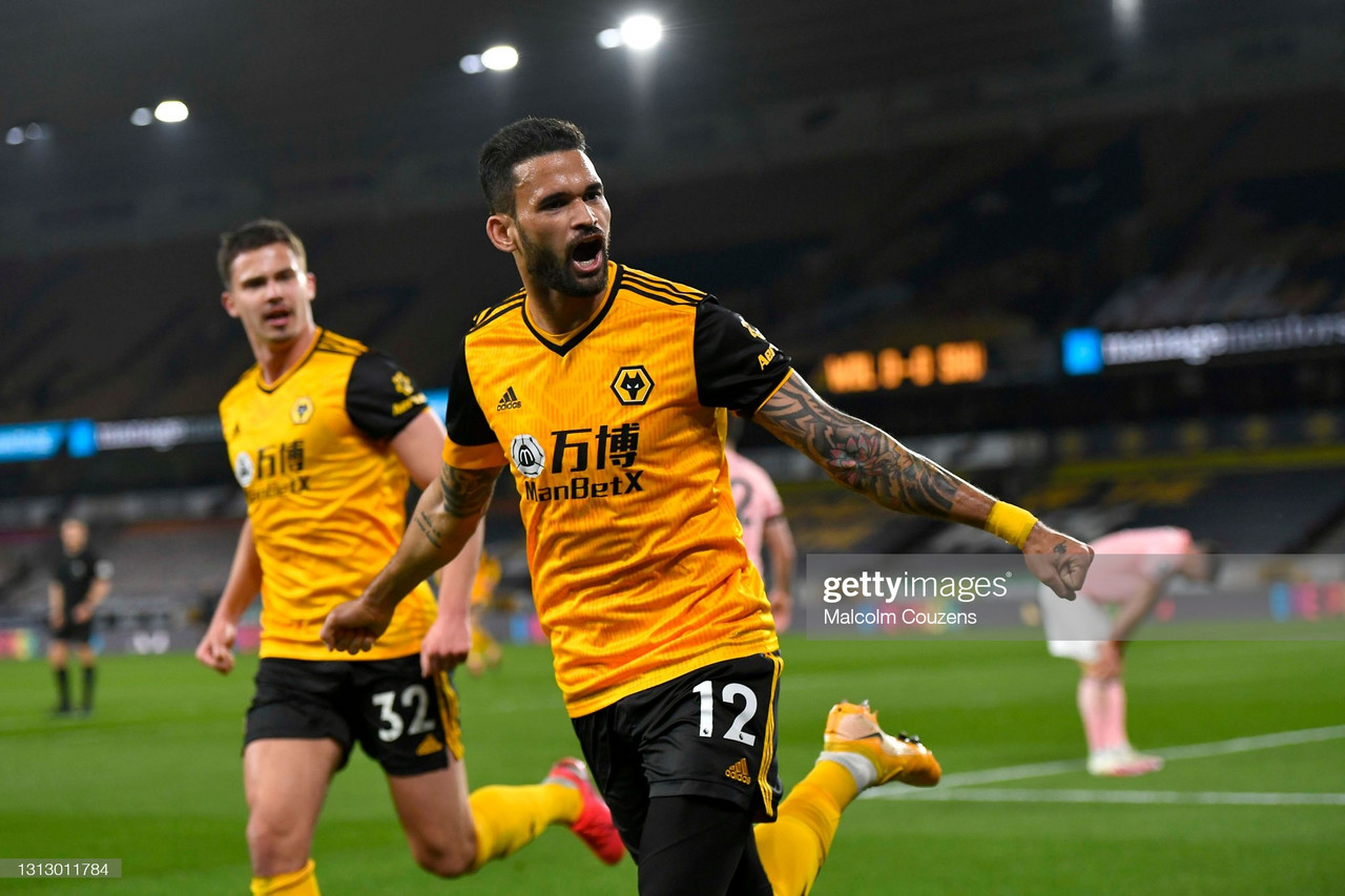 Wolverhampton Wanderers 1-0 Sheffield United: Blades' two-year Premier League stint eneded at Molineux