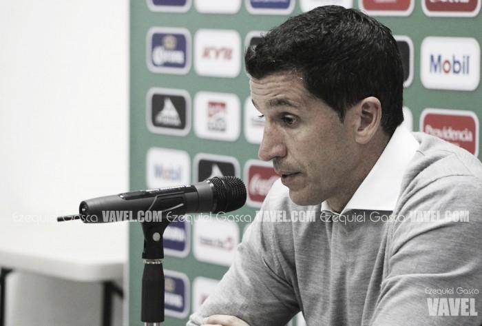 Eliminación en Copa deja bronca en 'el Chavo' Díaz