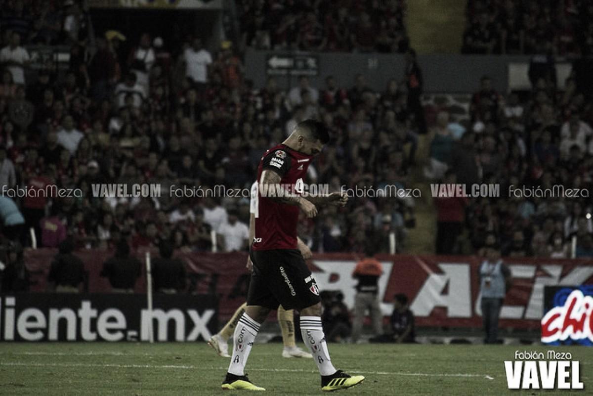 Atlas, a punto de romper récord negativo en Liga MX