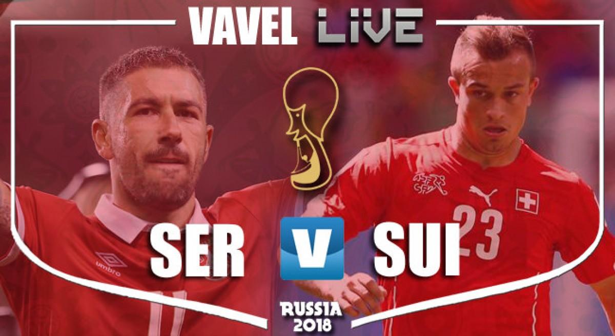 serbia vs suiza en vivo y en directo en mundial de rusia