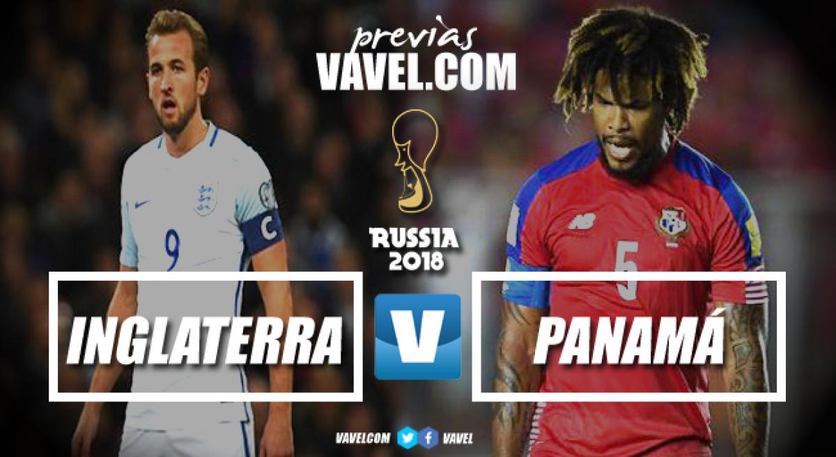 Previa Inglaterra - Panamá: la realidad ante la fantasía