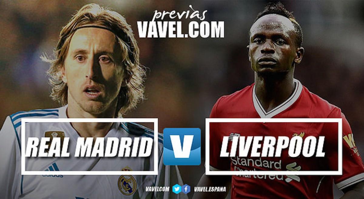 Previa Real Madrid - Liverpool: la Champions League busca campeón