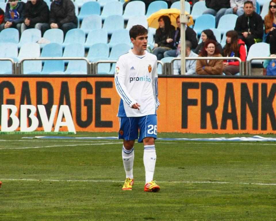Exclusiva. Jorge Ortí: ''No me sirve entrenar con el Primer Equipo y jugar con el Juvenil''